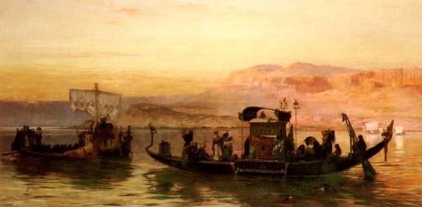 Cleopatras Barge